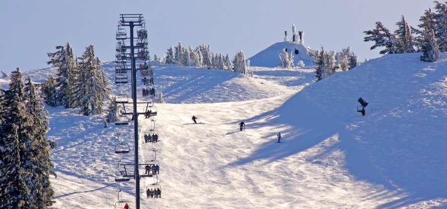 beginner slope in upstate new york